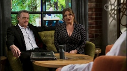 Paul Robinson, Terese Willis, Ned Willis in Neighbours Episode 8480