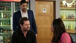 Pierce Greyson, Shane Rebecchi, Dipi Rebecchi in Neighbours Episode 8480