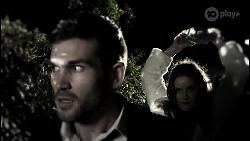Ned Willis, Scarlett Brady in Neighbours Episode 8480