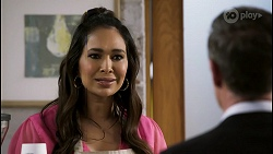 Dipi Rebecchi, Paul Robinson in Neighbours Episode 8480