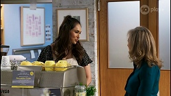 Dipi Rebecchi, Jane Harris in Neighbours Episode 8481