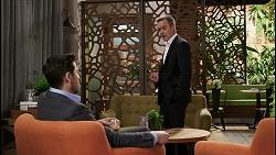 Pierce Greyson, Paul Robinson in Neighbours Episode 8481