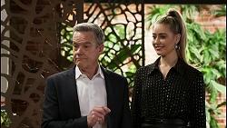 Paul Robinson, Chloe Brennan in Neighbours Episode 8481