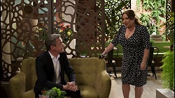 Paul Robinson, Terese Willis in Neighbours Episode 8481