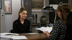Chloe Brennan, Terese Willis in Neighbours Episode 8481