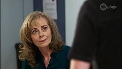 Jane Harris, Nicolette Stone in Neighbours Episode 8481