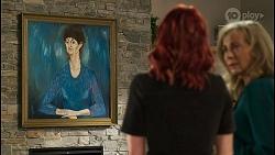 Nell Mangel, Nicolette Stone, Jane Harris in Neighbours Episode 8481