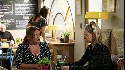 Terese Willis, Dipi Rebecchi, Chloe Brennan in Neighbours Episode 8482
