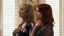 Jane Harris, Nicolette Stone in Neighbours Episode 8482