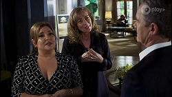 Terese Willis, Jane Harris, Paul Robinson in Neighbours Episode 8482