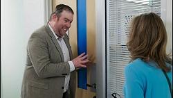 Marty Muggleton, Jane Harris in Neighbours Episode 8483