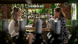 Chloe Brennan, Terese Willis in Neighbours Episode 8484