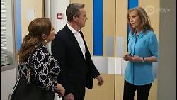 Terese Willis, Paul Robinson, Jane Harris in Neighbours Episode 8484