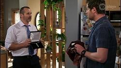 Toadie Rebecchi, Shane Rebecchi in Neighbours Episode 8484