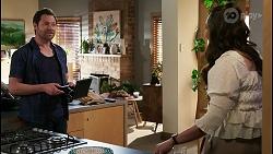 Shane Rebecchi, Dipi Rebecchi in Neighbours Episode 8484