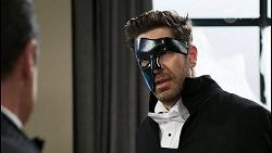 Paul Robinson, Pierce Greyson in Neighbours Episode 8485