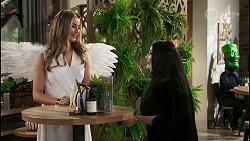 Chloe Brennan, Terese Willis in Neighbours Episode 8485