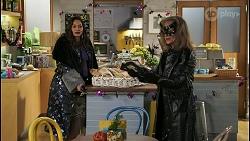 Dipi Rebecchi, Jane Harris in Neighbours Episode 8485