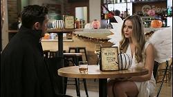 Pierce Greyson, Chloe Brennan in Neighbours Episode 8485
