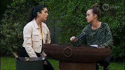 Yashvi Rebecchi, Bea Nilsson in Neighbours Episode 8486