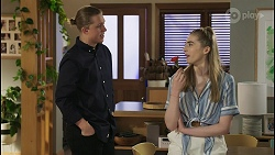 Richie Amblin, Mackenzie Hargreaves in Neighbours Episode 8487