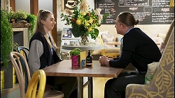 Mackenzie Hargreaves, Richie Amblin in Neighbours Episode 8487