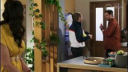 Dipi Rebecchi, Toadie Rebecchi, Shane Rebecchi in Neighbours Episode 8488