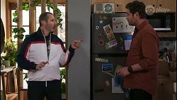 Toadie Rebecchi, Shane Rebecchi in Neighbours Episode 8488