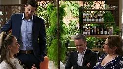 Chloe Brennan, Pierce Greyson, Paul Robinson, Terese Willis in Neighbours Episode 8489