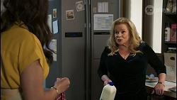 Dipi Rebecchi, Sheila Canning in Neighbours Episode 8489