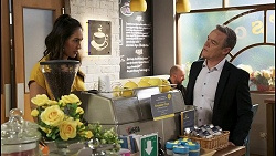 Dipi Rebecchi, Paul Robinson in Neighbours Episode 8489