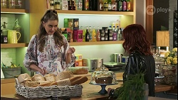 Chloe Brennan, Nicolette Stone in Neighbours Episode 8489