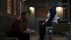 Shane Rebecchi, Toadie Rebecchi in Neighbours Episode 8489