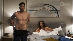 Pierce Greyson, Dipi Rebecchi in Neighbours Episode 8489