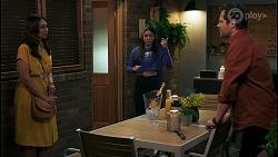Dipi Rebecchi, Yashvi Rebecchi, Shane Rebecchi in Neighbours Episode 8490