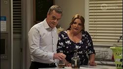 Paul Robinson, Terese Willis in Neighbours Episode 8490