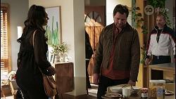 Dipi Rebecchi, Shane Rebecchi, Toadie Rebecchi in Neighbours Episode 8490