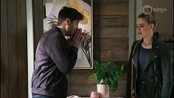 Pierce Greyson, Chloe Brennan in Neighbours Episode 8490