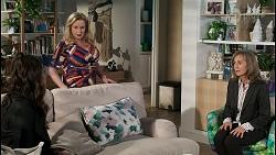 Dipi Rebecchi, Sheila Canning, Jane Harris in Neighbours Episode 8491