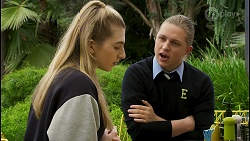 Mackenzie Hargreaves, Richie Amblin in Neighbours Episode 8491