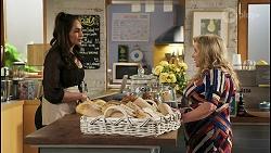 Dipi Rebecchi, Sheila Canning in Neighbours Episode 8491