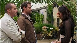 Toadie Rebecchi, Shane Rebecchi, Dipi Rebecchi in Neighbours Episode 8491
