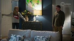 Roxy Willis, Kyle Canning in Neighbours Episode 8492