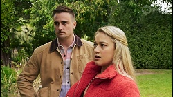 Kyle Canning, Roxy Willis in Neighbours Episode 8492