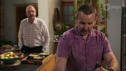 Karl Kennedy, Toadie Rebecchi in Neighbours Episode 8493