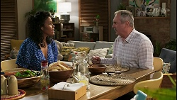 Audrey Hamilton, Karl Kennedy in Neighbours Episode 8493