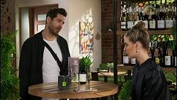 Pierce Greyson, Chloe Brennan in Neighbours Episode 8494