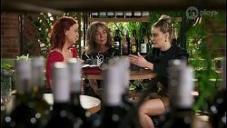 Nicolette Stone, Jane Harris, Chloe Brennan in Neighbours Episode 8494