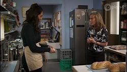 Dipi Rebecchi, Jane Harris in Neighbours Episode 8495