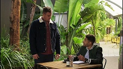 Kyle Canning, Levi Canning in Neighbours Episode 8496